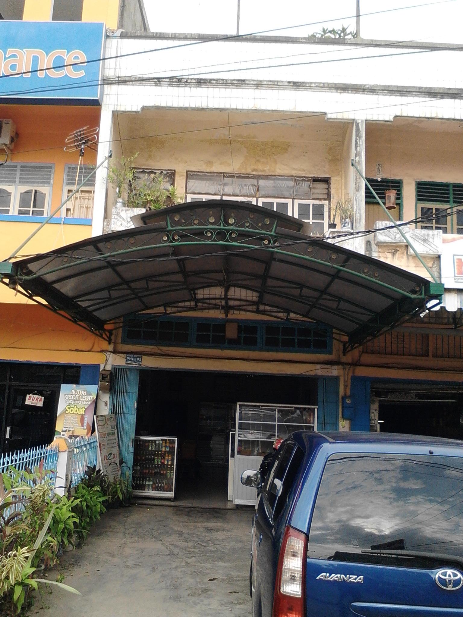 Jl. Di. Panjaitan (Simp. Puncak), Jelutung – Jambi
