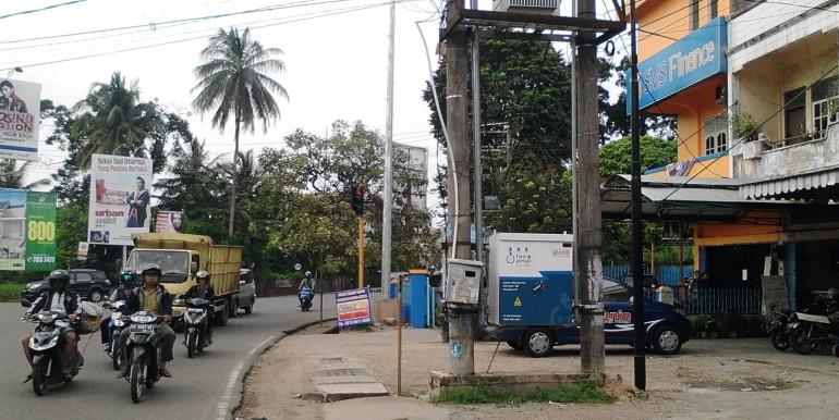 21. Ruko 2 Lantai, Jl. DI Panjaitan Simpang Puncak (2)