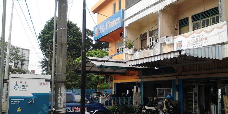 21. Ruko 2 Lantai, Jl. DI Panjaitan Simpang Puncak (3)