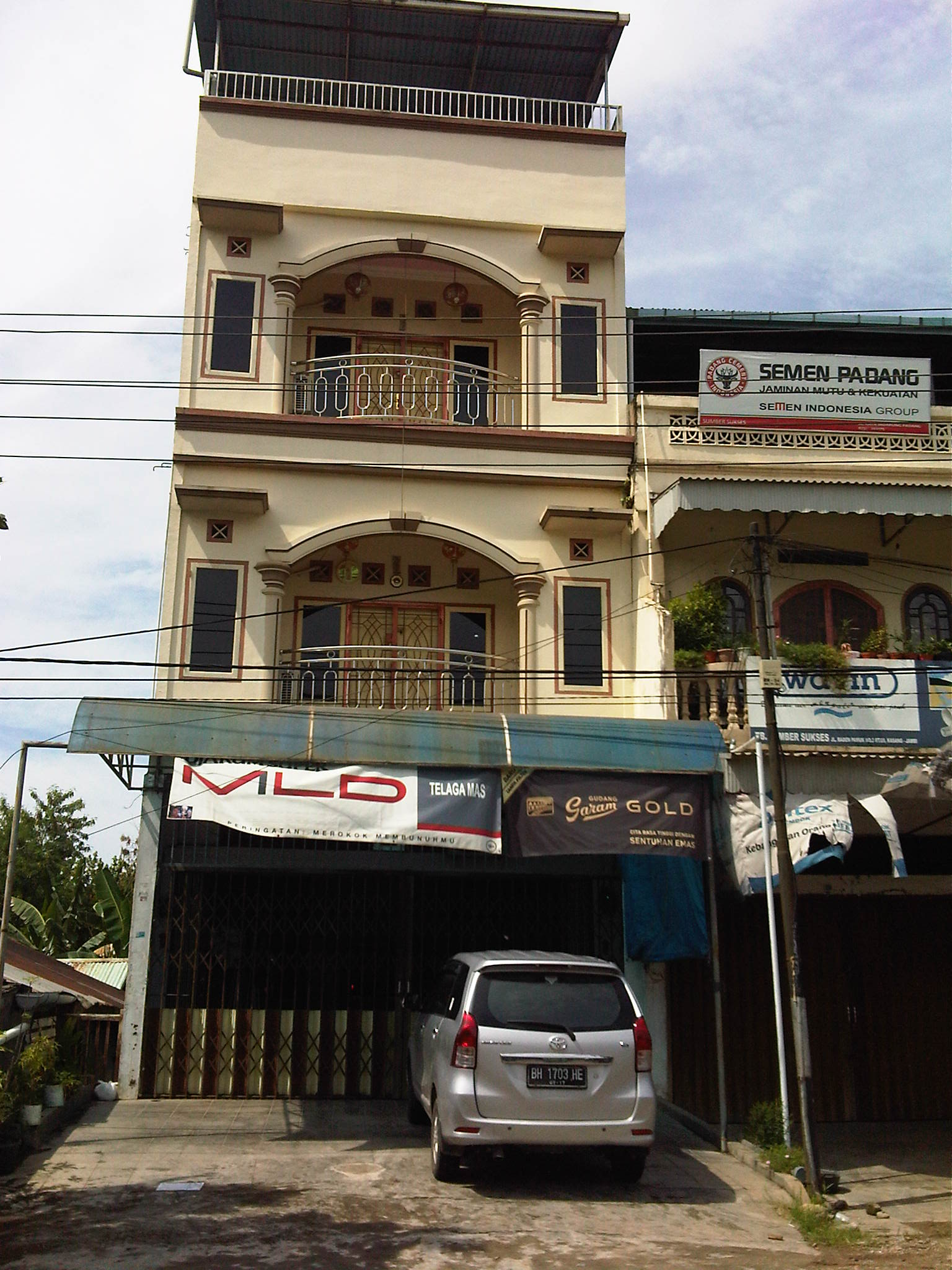 Jl. Raden Pamuk, Kasang – jambi