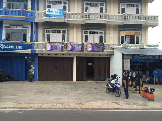 Jl. Koba (Soekarno Hatta), Pangkapinang – Bangka