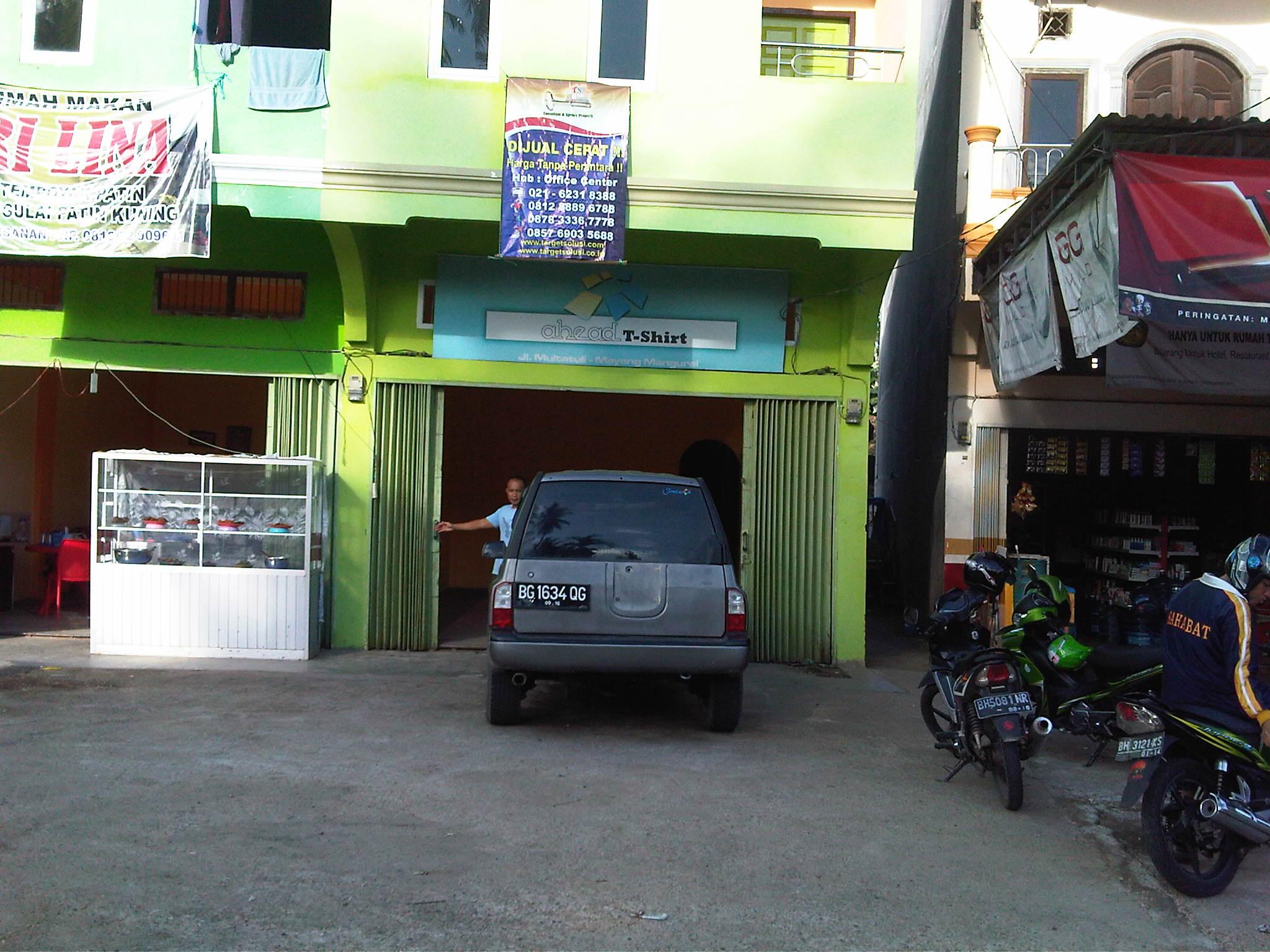 Jl. Multatuli, Mayang – Jambi