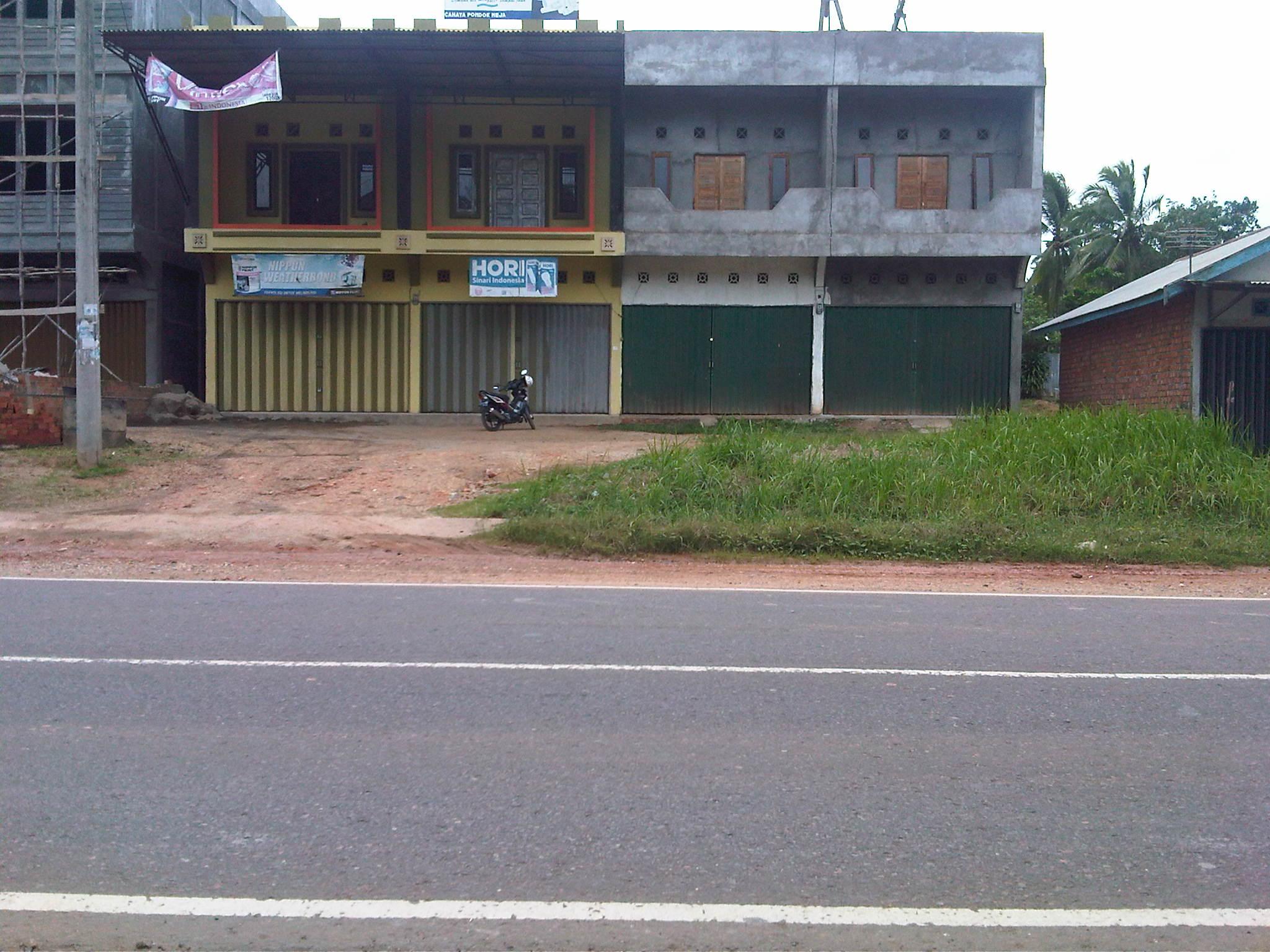Jl. Jambi-Palembang, Pondok Meja – Jambi