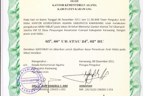 sertifikat arah kiblat_001
