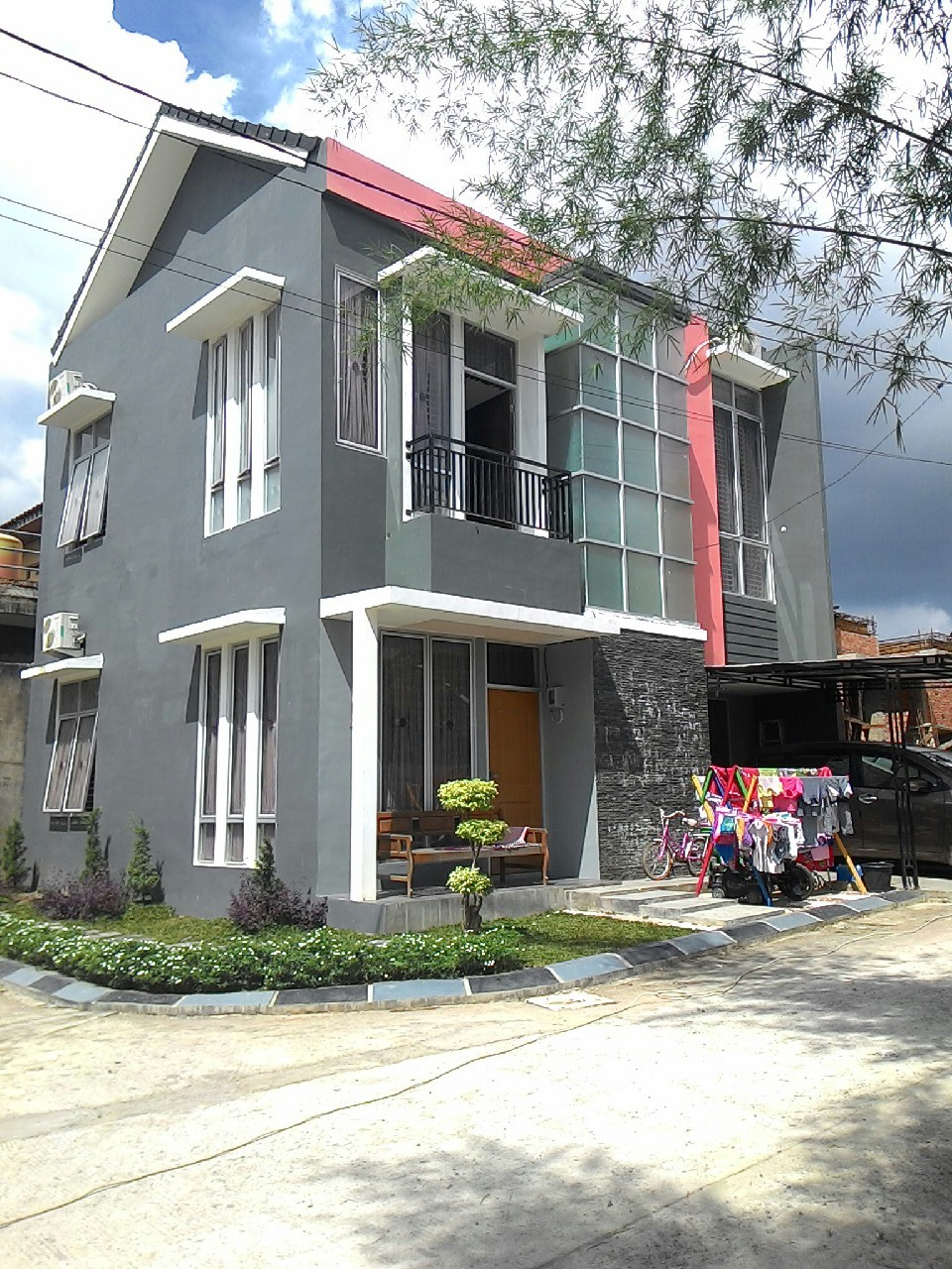 Town house Golden Sako – Palembang