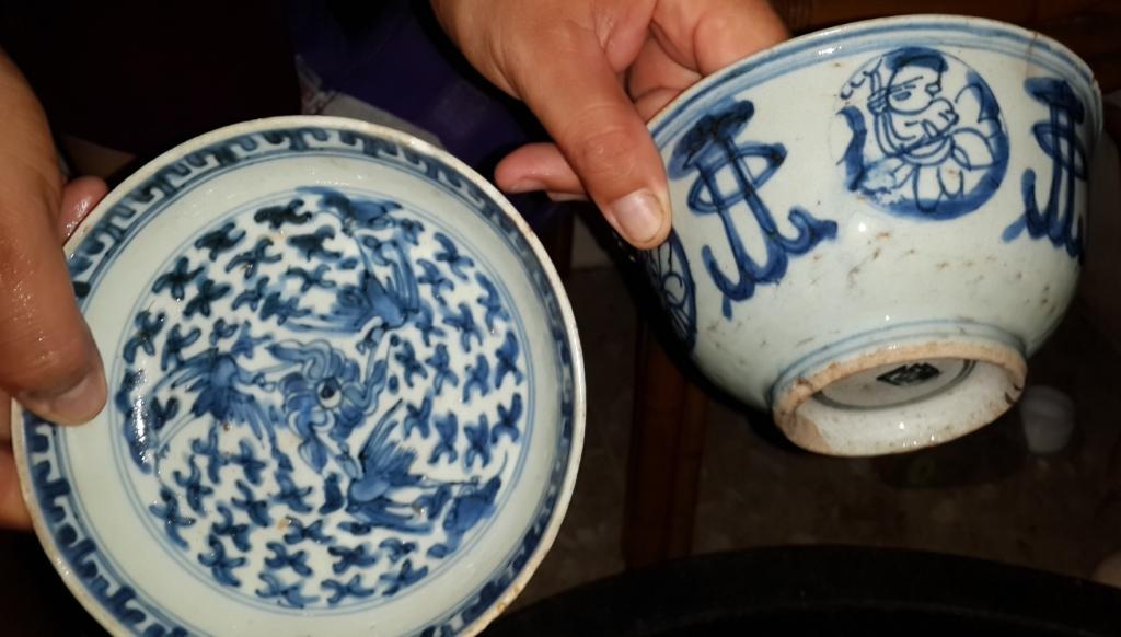 perkakas keramik dinasti ming lebih dari 400 tahun
